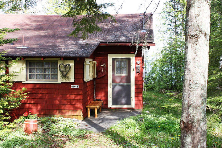 rentals cabins gaylord parkside cabin in vacation resort p michigan