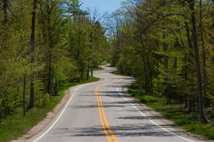 Bicycle vacations in Door County